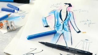 Karl Lagerfeld stworzył limitowaną kolekcję kredek. Ich cena szokuje!