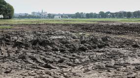Krakowskie Błonia w fatalnym stanie po ŚDM