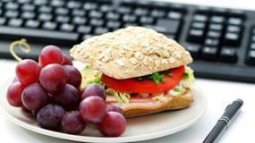 Dieta dla pracujących przy komputerze