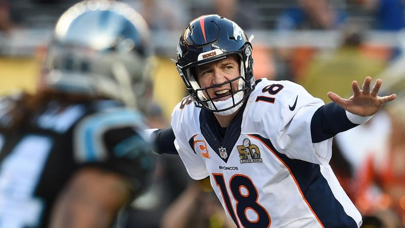 Peyton Manning 18 évet töltött az NFL-ben /Fotó: AFP