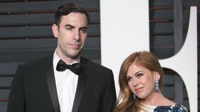 Sacha Baron Cohen i Isla Fisher przekazali milion dolarów na pomoc uchodźcom
