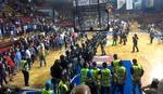 LETELE FLAŠE MZT odbranio titulu, navijači Kumanova pravili nerede /VIDEO/