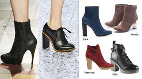 W jakich butach przez jesień i zimę?