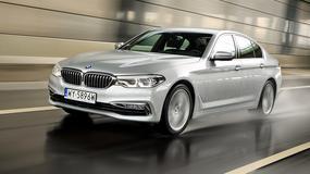 BMW 520d xDrive - autostradowy typ