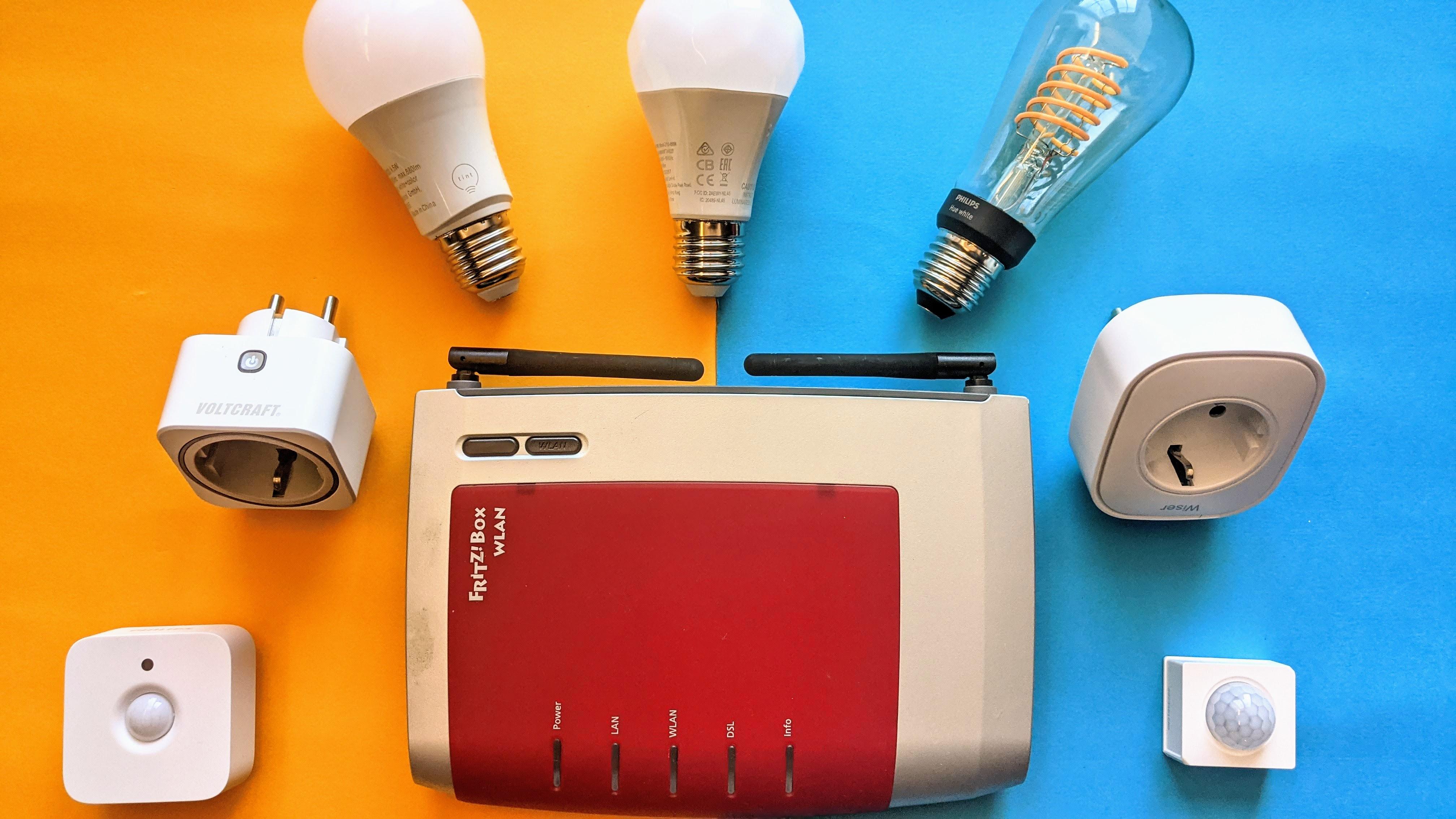 Ratgeber Fritzbox als Smart Home Zentrale   TechStage