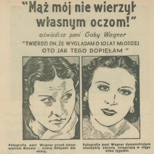 """""""Moja przyjaciółka"""" z 1939 r."""