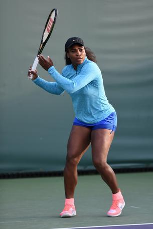 Sportowy styl Sereny Williams