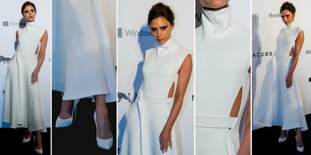 Best Look: Victoria Beckham w Victoria Beckham AW 2015