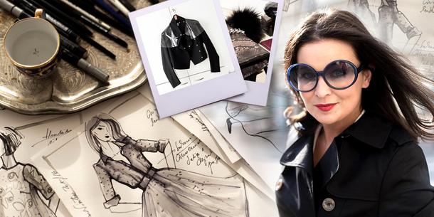 Dress for success: Weronika Pietras