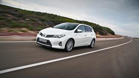 Nowa hybrydowa Toyota Auris już w Polsce