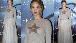 Best Look: Jennifer Lawrence w zestawie Diora