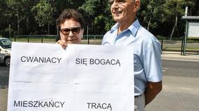 """Blokowali skrzyżowanie w Gdańsku. """"Nie dla bezprawia, tak dla reguł"""""""