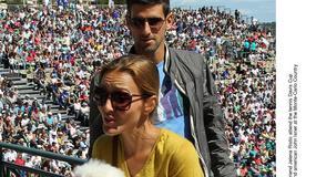 Djokovic i Ristic zachwycili w Monte Carlo