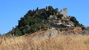 Ruiny słynnego włoskiego zamku w Kanossie coraz bardziej zaniedbane