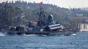 Rosja wysyła kolejny okręt na Morze Śródziemne