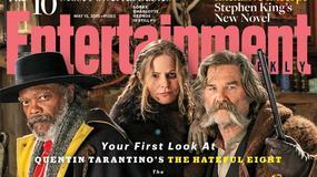 """Pierwsze zdjęcie z """"The Hateful Eight"""" Tarantino"""