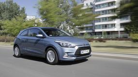 Hyundai i20 coupé 1.1 CRDi - nazwa nieco na wyrost