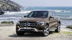 Nowy Mercedes GLC - godny następca popularnego GLK