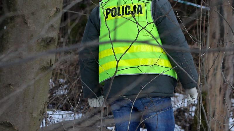 Miejsce tragicznych wydarzeń, fot. PAP/Grzegorz Momot