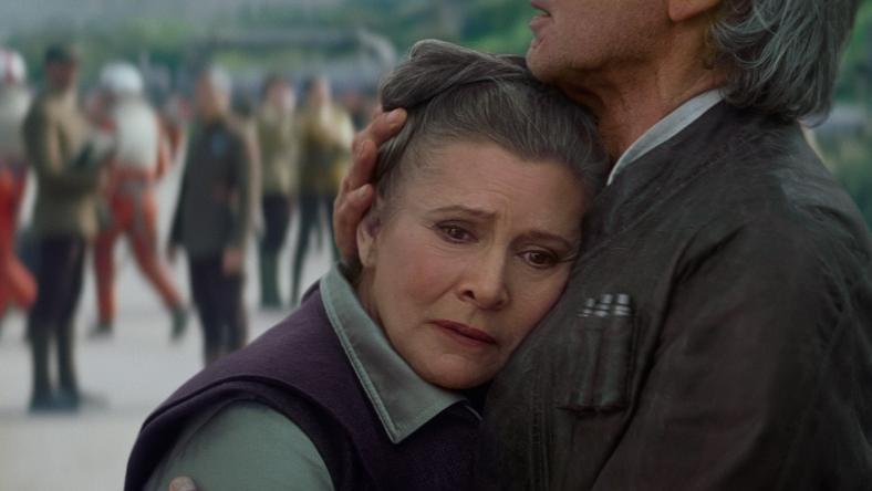 Leia is nyakig benne van /Fotó: Northfoto