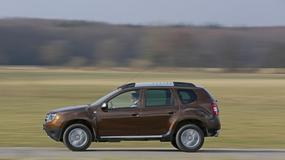 Test Dacii Duster 4x4
