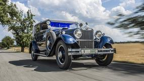Skoda 860: konkurent Rolls-Royce'a