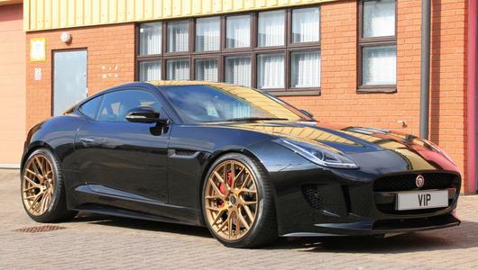 """Oto najmocniejszy na świecie Jaguar F-Type """"Predator"""""""