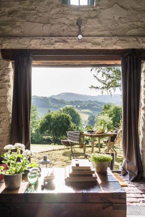 Gyönyörű helyen található a ház /Fotó: Northfoto