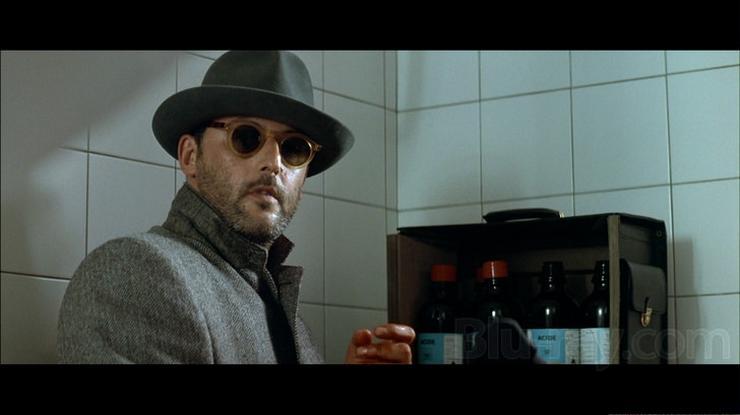 """A bérgyilkosnő Nikitában (1990)  Victort, a """"takarítót"""" játssza, aki eltünteti az áldozatokat. (Fotó: RAS-archív)"""