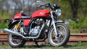 Royal Enfield sprzedał pół miliona motocykli