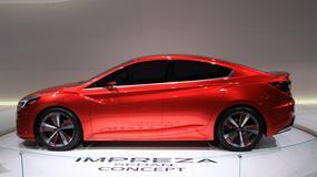 Subaru Impreza Sedan Concept - powiew świeżości (Detroit 2016)