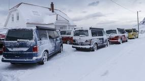 Volkswagen California - kamperem w Norwegii