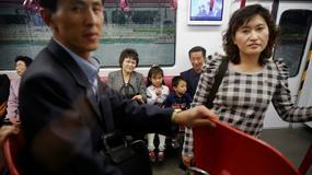 Jak wygląda stacja metra w Pjongjangu?