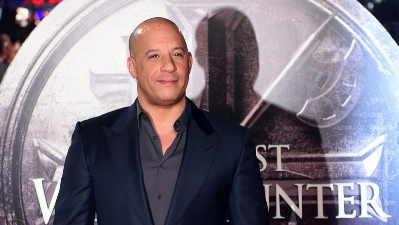 Vin Diesel filmsztárhoz méltó testet öltött /Fotó: Northfoto