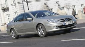 Peugeot 607 2.2 HDi - wygoda i kaprysy w niskiej cenie