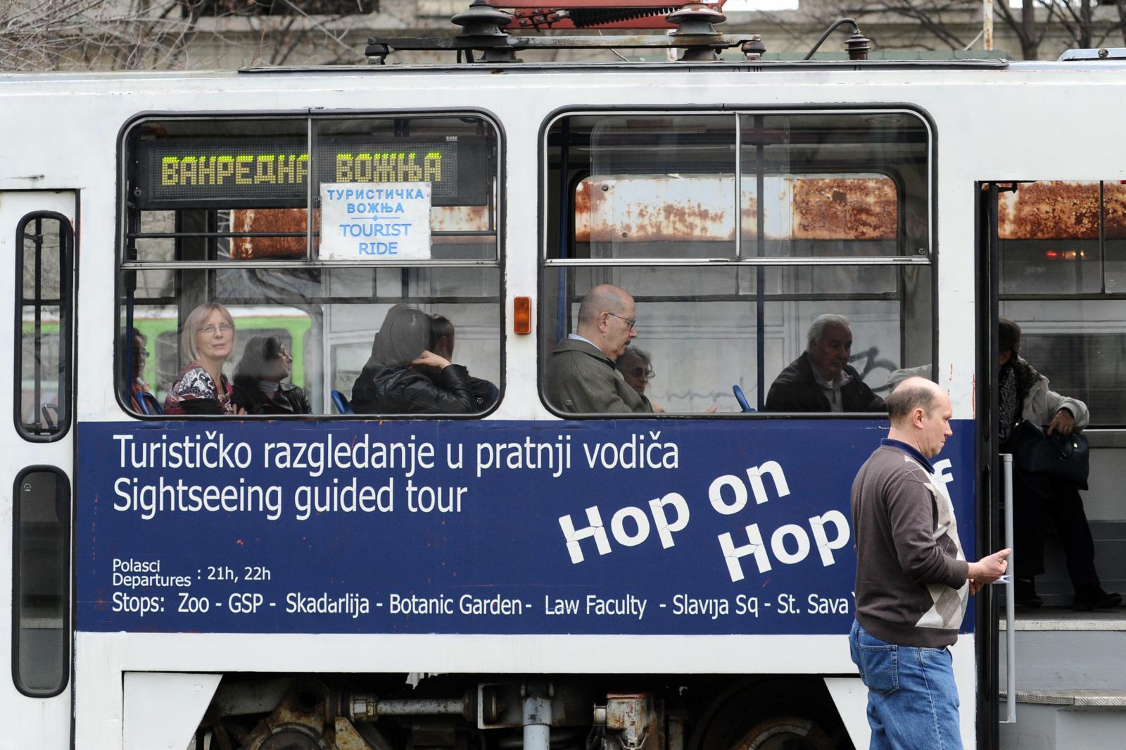 Sta Sam Saznao O Beogradu Kao Lazni Turista U Krugu Dvojke Noizz