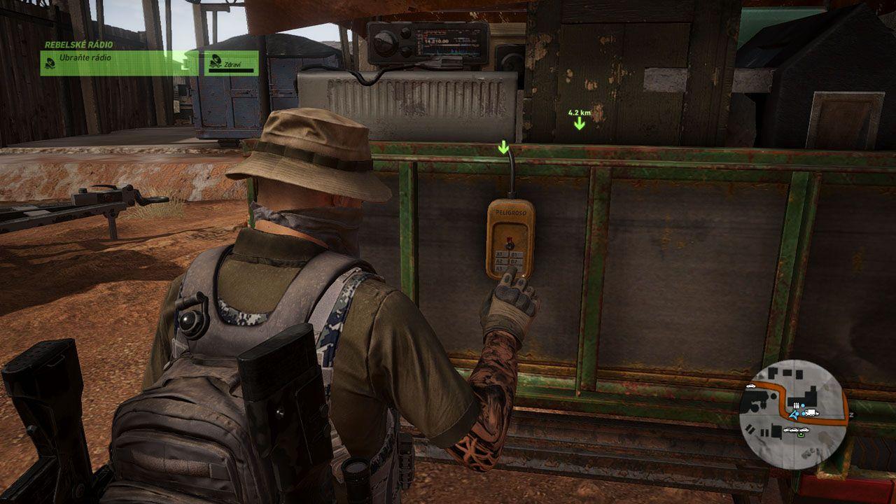V hlavných i vedľajších misiách budete pomáhať miestnemu odboju