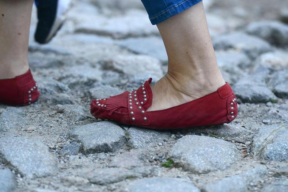 Buty nieodpowiednie na górski szlak