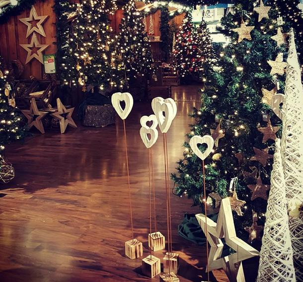 Oto najpiękniejsze świąteczne choinki