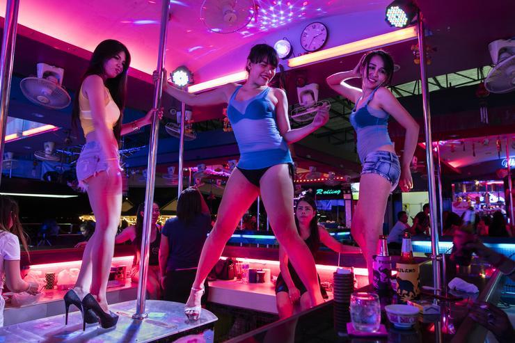 Kiemelkedően nagy a kereslet a helyi erotikus szolgáltatásokra /Fotó: Europress-GettyImages