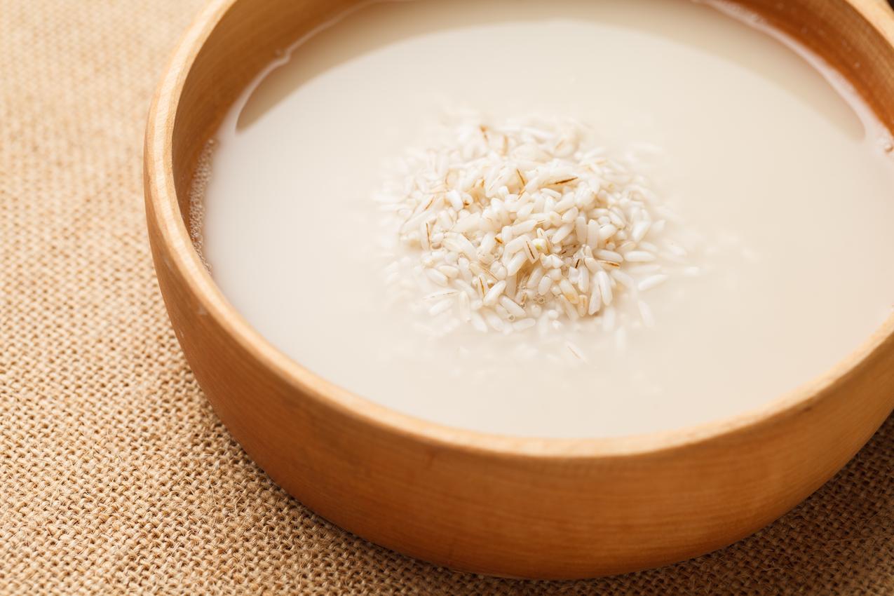Woda ryżowa