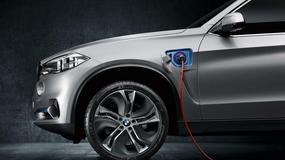 X5 e-drive – nowa hybryda BMW