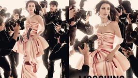 Siostry Hadid w kampanii Moschino