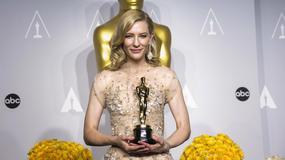 Cate Blanchett mogła przegapić odbiór Oscara