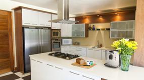 Płyta laminowana i MFD w kuchni