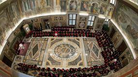 Papież wylicza 15 głównych grzechów biskupów