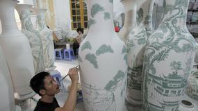 Ceramika z Bat Trang