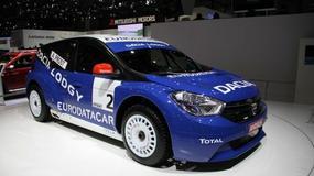 Dacia Lodgy Glace (Genewa 2012)