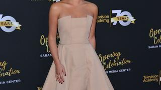 Best Look: Lea Michele w sukience August Getty Atelier