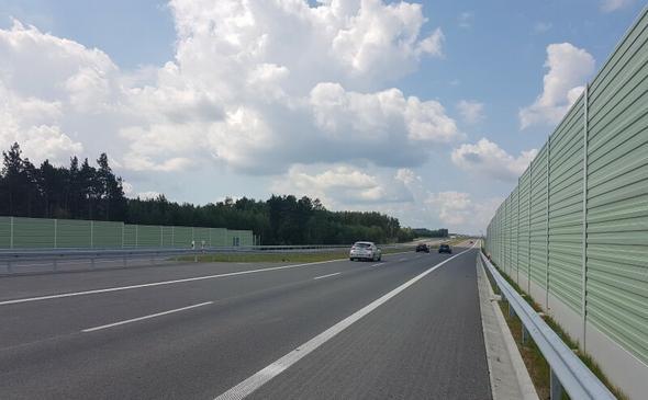 Szybciej do Krakowa. Otwarto nowy odcinek S7